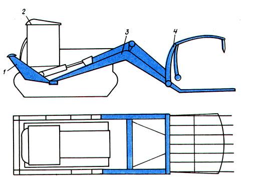 4 - вилы от ПКУ-0,8